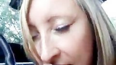 Italian Bitch Blowing Her Clients Tool
