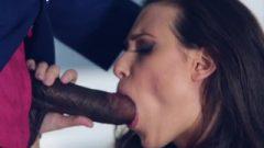 TeensLoveBlackCocks – Arousing Escort Casey Calvert Destroys Big Black Cock