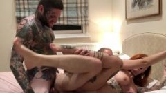 Phoebe Nixx's 1st Bisexual Mmf Three Way & Double Penetration With Jd